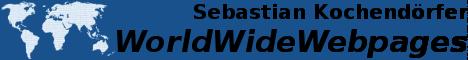 Sebastian Kochendörfer WorldWideWebpages - Banner